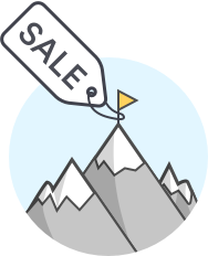 Mountain Sale
